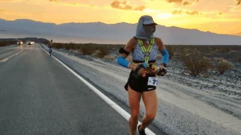 Professional Ultramarathoner Sally McRae joins O2 Health Lab Team