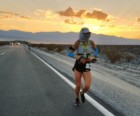 Professional Ultramarathoner Sally McRae joins O2 Health Lab Team